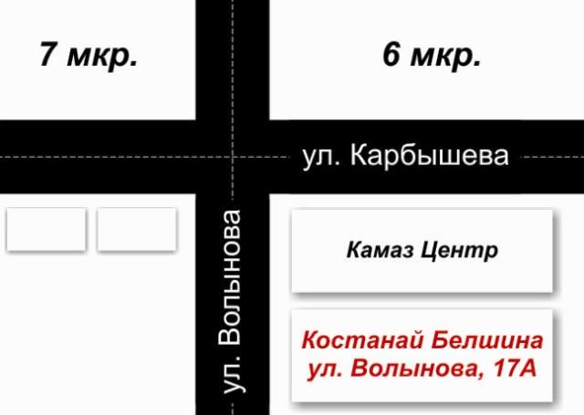 Схема проезда: схема презда